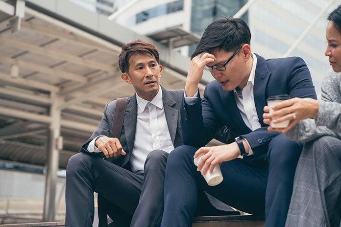 Dlaczego nie wszystkim wychodzi w biznesie